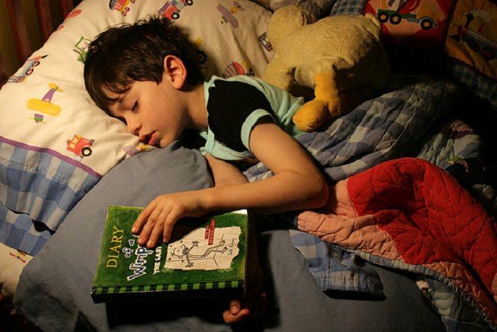 יצירות לפני השינה לילדים