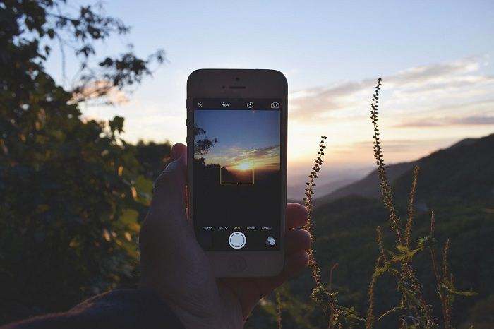 צילום טבע עם סמארטפון