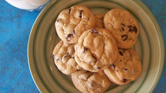 מתכון עוגיות שוקולד צ'יפס אווריריות
