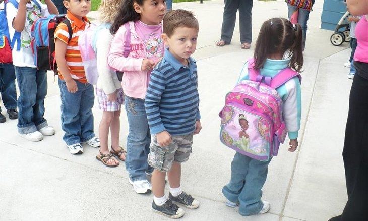 פחדים מבית ספר