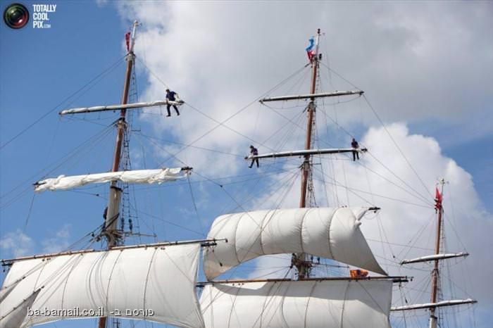 מירוץ סירות, אמסטרדם, ספינות