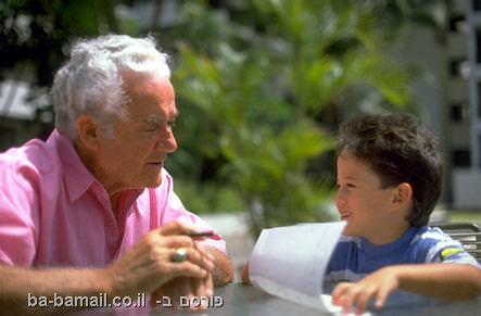 גדול! סבא מספר על ילדותו הנהדרת...