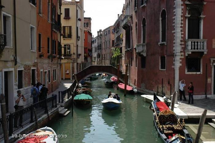 מים, ונציה, עיר התעלות, איטליה