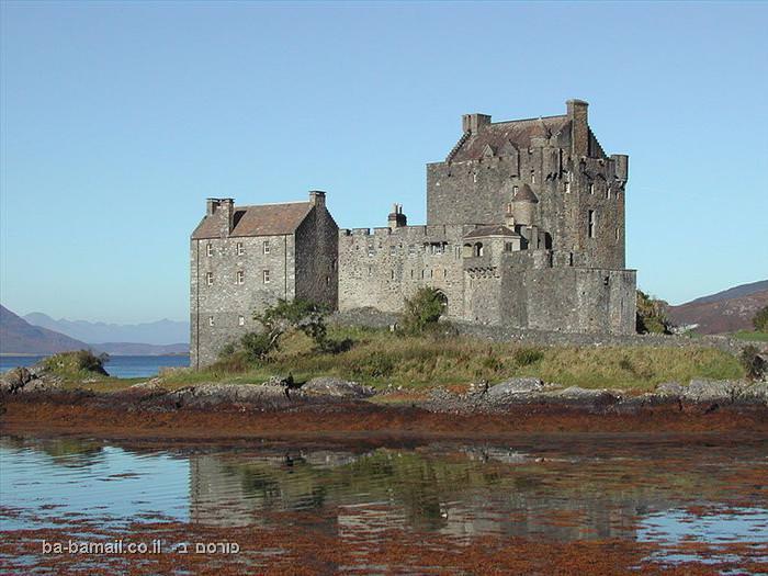 טירות, הסטוריה, תיירות, סקוטלנד, מבצר, הריסות, מדיה