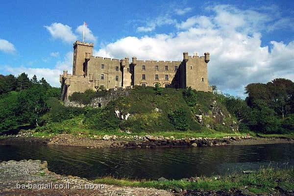 טירות, הסטוריה, תיירות, סקוטלנד, מבצר, גובה