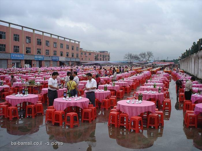 חתונה בסין