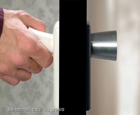 ידיות לדלת