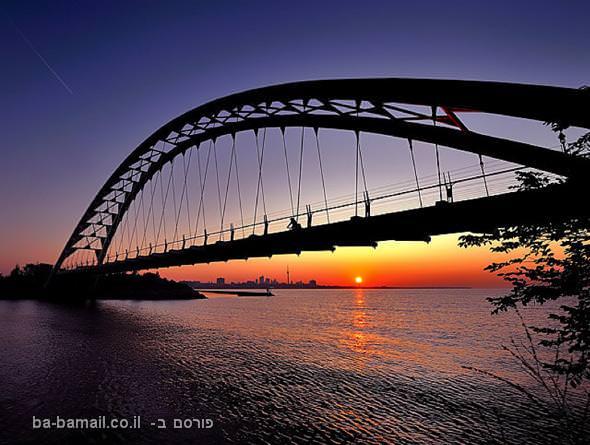 גשר האמבר ביי
