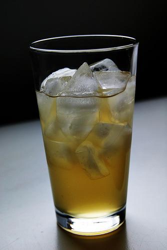 משקה זנגביל