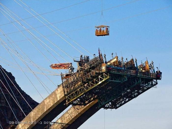 גשר סכר הובר