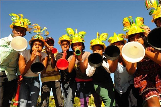 Vuvuzela מונדיאל