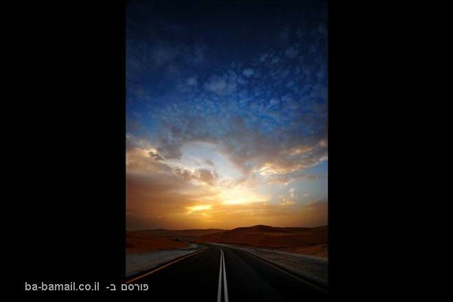 כביש, טבע, עולם, רכב, תיירות, תמונה