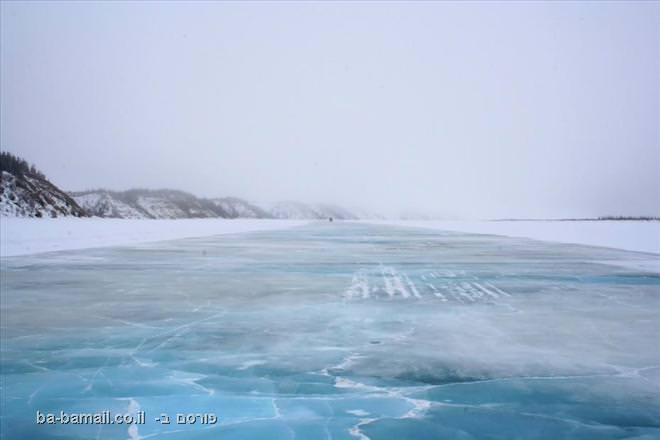 כביש, טבע, עולם, רכב, תיירות, תמונה, קרח