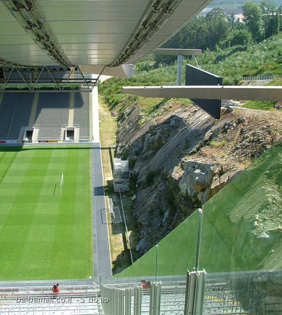 איצטדיון, כדורגל, עולם, מוזר, גדול, תמונה