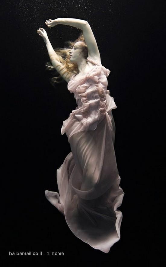 תמונות מדהימות, מתחת למים, צילום, עיצוב, אופנה