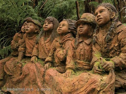 גן פסלים, גן פסלים מהאגדות, אוסטרליה