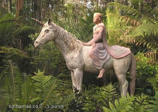 גן פסלים, גן פסלים מהאגדות, אוסטרליה, חד-קרן
