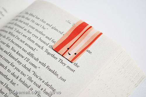 סימניה, ספרים, עשה זאת בעצמך,שימושי,טיפים