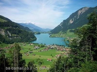 טבע, שוויץ, נופים, מקום מפלט, מקום בטוח