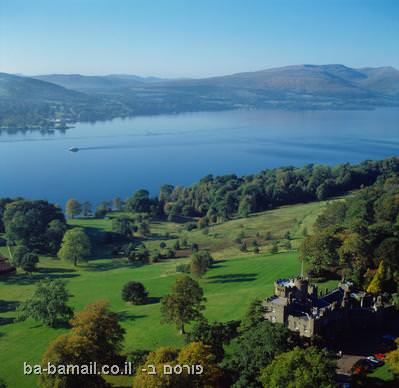 אגם, אגם למונד, לוך למונד, סקוטלנד