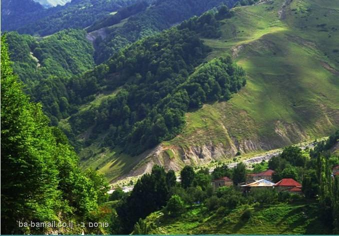 קווקז, גאורגיה, אזרבייג'אן, הרים, רכס