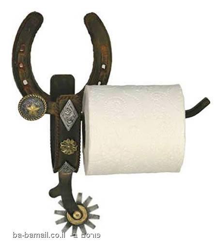מתקני נייר טואלט, שירותים, פרסה, נייר טואלט