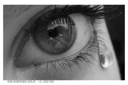 דמעות, תגובות של הגוף