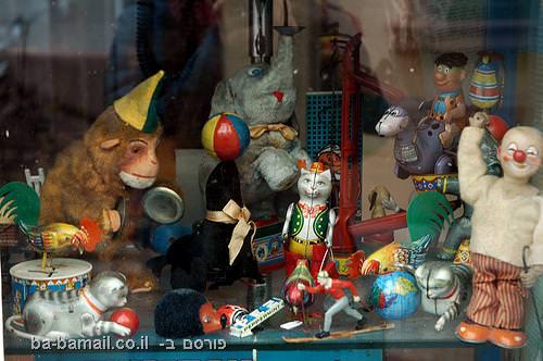 צעצועים, יד-שניה, משומש