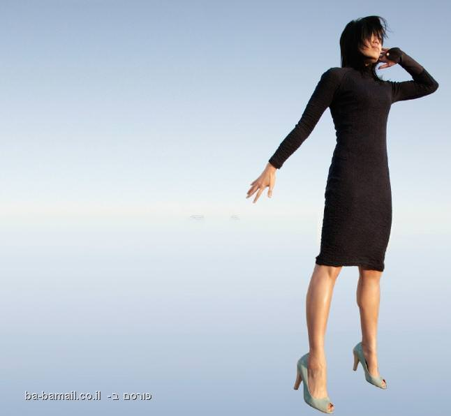 שמלה סלולרית, שמלת-פלאפון, שמלה, M-DRESS