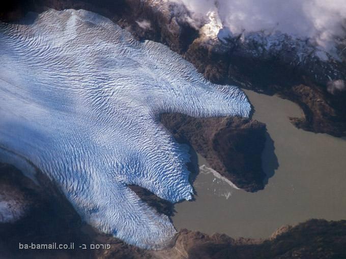 הקרחון האפור, צ'ילה