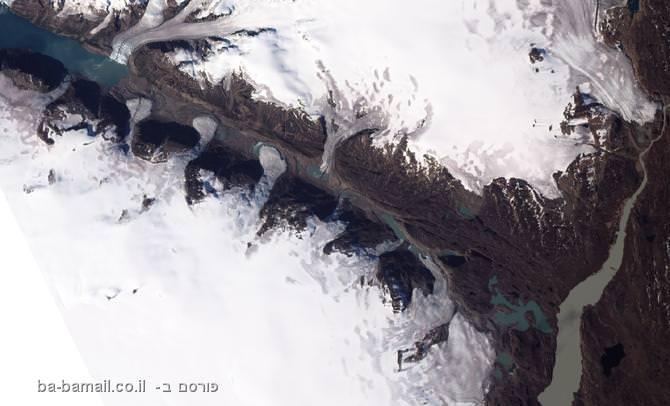 צידו המערבי של עמק גרינלנד