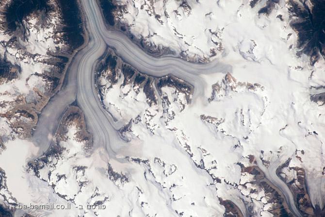 שדה הקרח הליצקוק, קולומביה הבריטית
