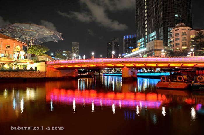 מדינת האח הגדול - יומן מסע בסינגפור