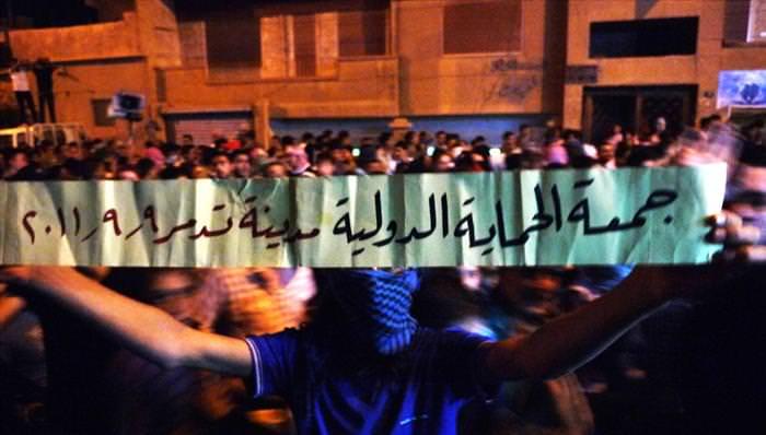 תמונות של מחאה מרחבי העולם ספטמבר 2011