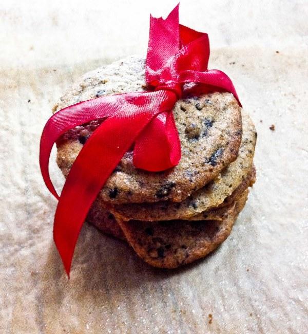 מתכון לעוגיות מוקה ושוקולד ציפס