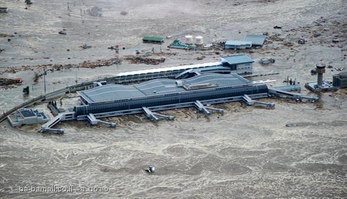 תמונות הרעידת האדמה ביפן