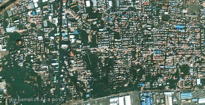 תמונות מהאסון ביפן - לפני ואחרי