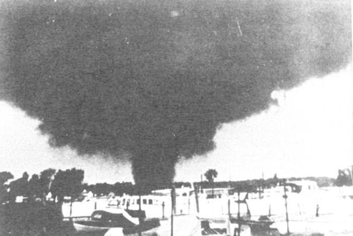 flint tornado