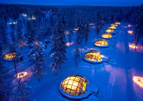 המלונות המוזרים בעולם!