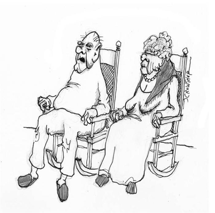 זוג זקן