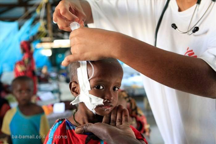 משבר רעב בסומליה