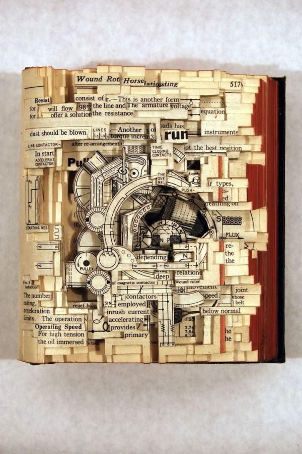 פיסול בספרים (בעריכה)