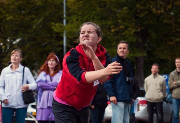 תחרות זריקת סלולרי 2011