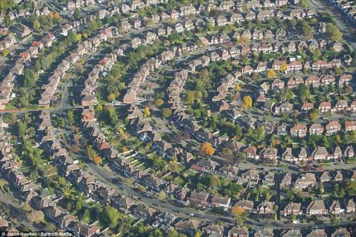 שכונות בעולם