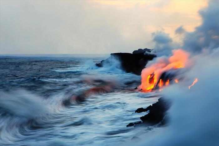 מפגשי מים ואש