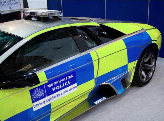 רכבי ספורט בשירות המשטרה