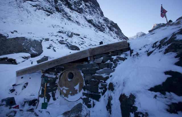 חופשת הישרדות בקוטב הצפוני
