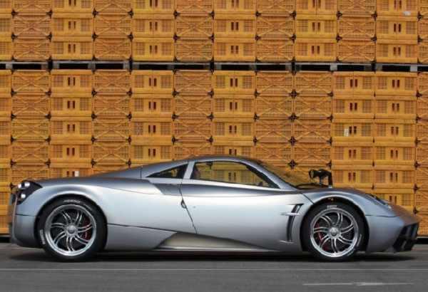 פגאני הואירה - מכונית ספורט מדהימה