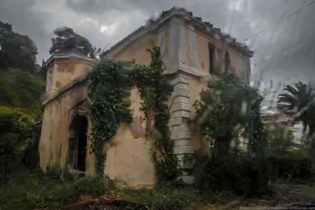 אתר נופש נטוש בקרואטיה