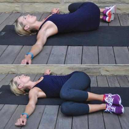 5 דקות של מתיחות עושות טוב לגוף ולנפש!